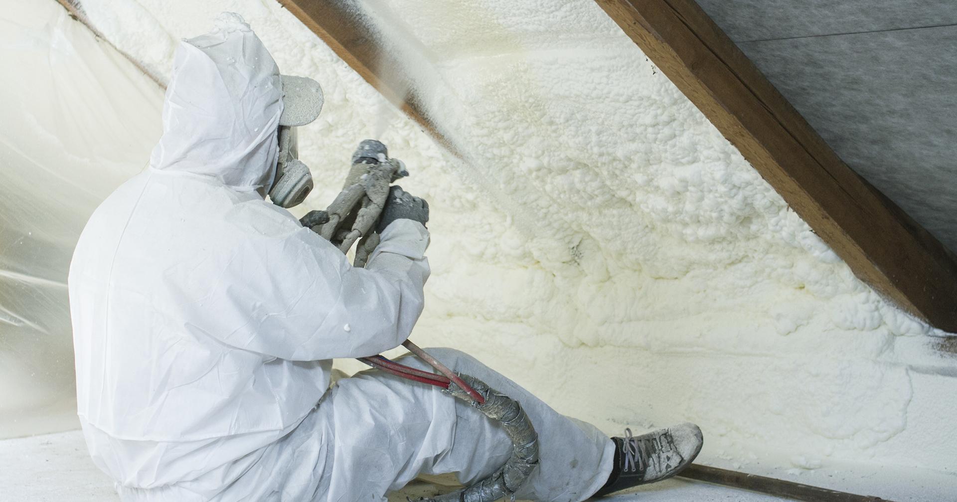 Guy on the attic